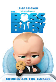 Boss Baby HD UV or iTunes