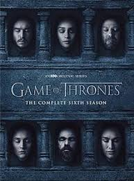 Game of Thrones Season 6 iTunes