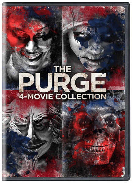 Purge 4-Movie Collection HD