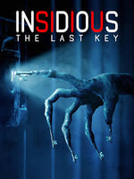 Insidious the Last Key SD UV