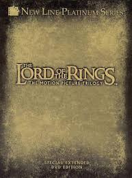 Lord of the Rings Trilogy HD UV