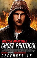 Mission Impossible Ghost Protocol HD UV