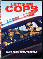 Let's Be Cops HD UV or iTunes