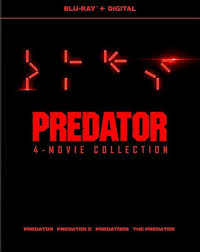 Predator 4-Movie Collection 4K MA