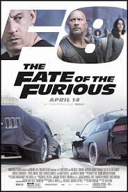 Fate of the Furious  4K