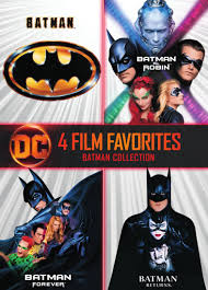 4 Film Favorites Batman Collection HD