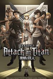 Attack on Titan Season 3 Part 1 HD Funimation Code