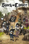 Black Clover Season 1 Part 2 HD Funimation Code