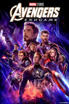 Avengers: End Game 4K DMA FULL CODE