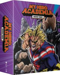 My Hero Acedamia Season 3 Part 1 HD Funimation Code