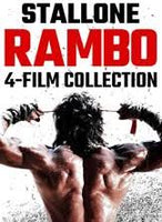 Rambo 4-Film Collection HD