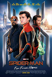 Spider-Man Far From Home HD
