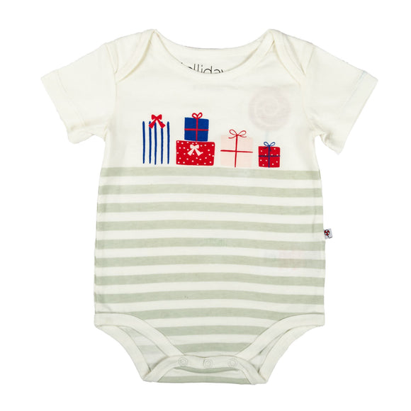 Christmas Gifts Bodysuit - Lollidays Baby & Kids Clothing
