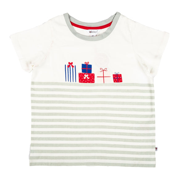Christmas Gifts T-Shirt - Lollidays Baby & Kids Clothing