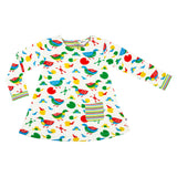 Duck Print Tunic Set - Lollidays Baby & Kids Clothing