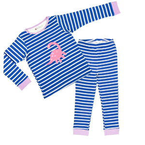 Dino PJ Set - Lollidays Baby & Kids Clothing