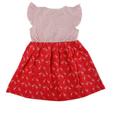 Flamingo Print Dress - Lollidays Baby & Kids Clothing