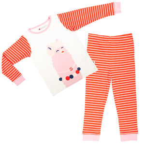 Llama PJ Set - Lollidays Baby & Kids Clothing