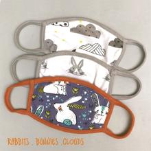 Bunnies and Rabbits in the Clouds!