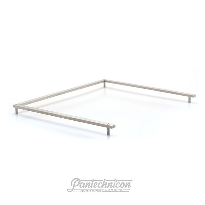 Pantechnicon LM Mini Brass Cup Rail and Front Trim