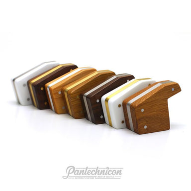 Pantechnicon LM Paddle, Walnut, Stainless
