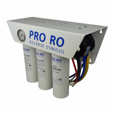 PRORO Reverse Osmosis System and Tank