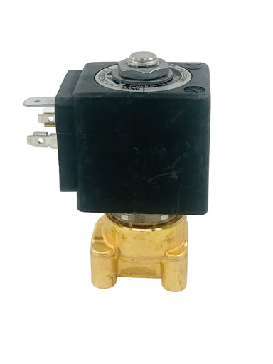 Solenoid - Parker Lucifer 2-way, ø 1/8, 240v, 50/60Hz. Small Base.