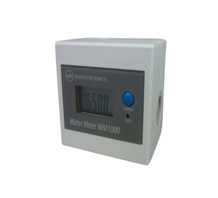 Water Meter/Aquameter 3/8
