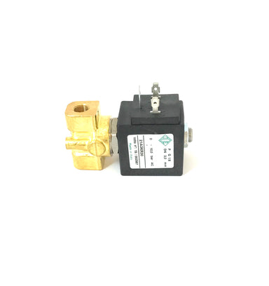 "Solenoid - ODE 2-way 1/8"" 230v 8w Ruby Core"