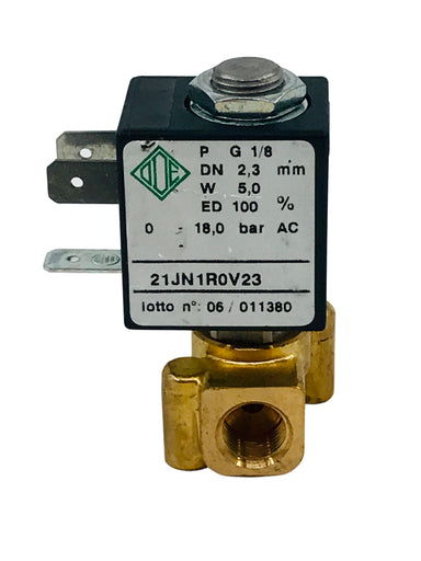 "Solenoid - ODE 2-Way ø  1/8"", 5w 240v 50/60Hz"