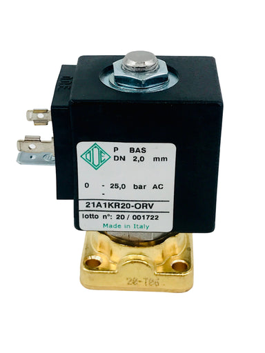Solenoid - ODE 2-way, 8w 220/230V 50/60Hz