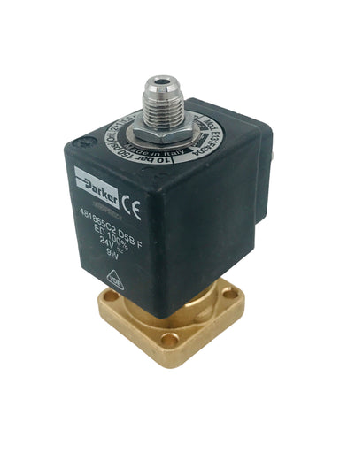Slayer - Parker Lucifer Solenoid, 3-way Valve, 24VDC Complete (OEM)