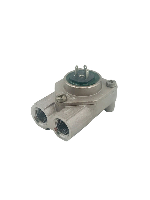 "Flow meter - GICAR Cold Water with LED, Fitting ø 1/4"" - orifice ø 0.7 mm"