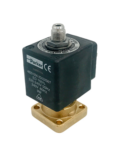 Solenoid - Paker, Lucifer 3-way Valve, 240v 50hz