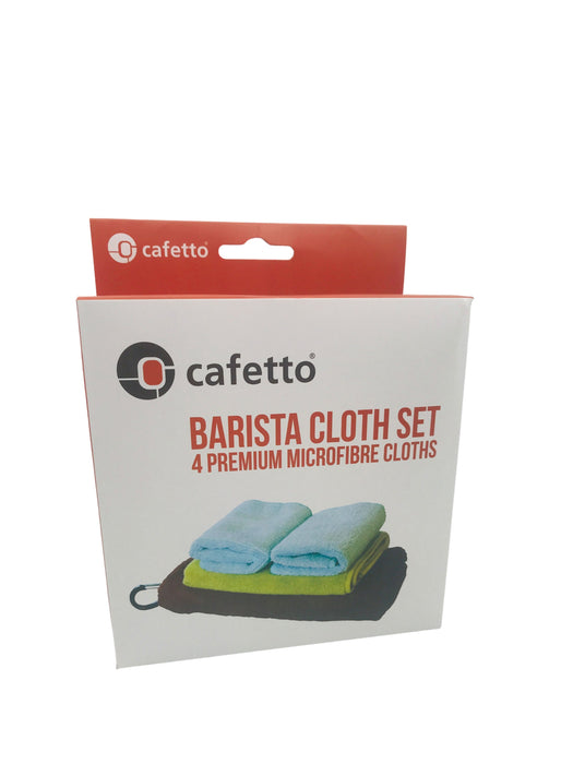 Cafetto - Barista Cloth Set (4 Pack)