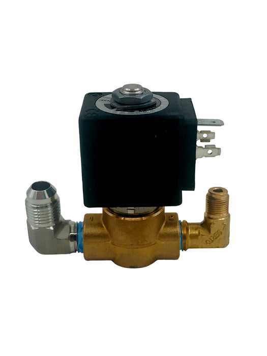 Mavam - Steam Solenoid, complete with fittings