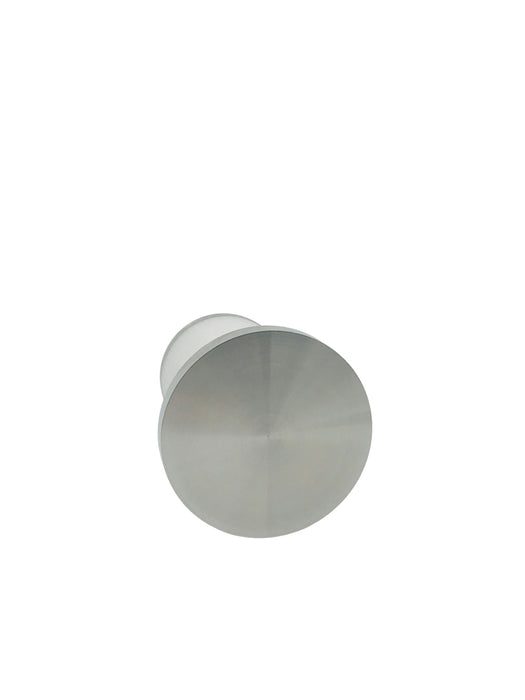 Pesado Tamper - 58.5mm White and Silver