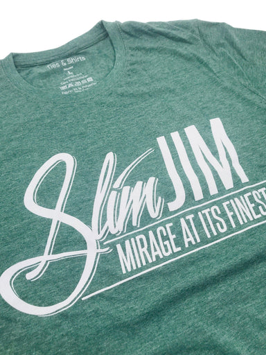 "KVDW - Merchandise, ""Slim Jim"" T-shirt Green"