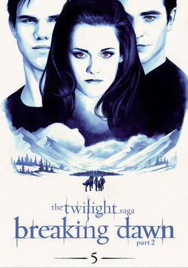 Twilight Breaking Dawn Part 2 HD VUDU