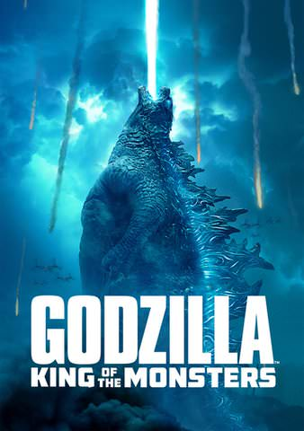 Godzilla: King of The Monsters HD VUDU or itunes HD via MA