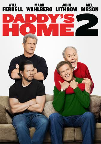 Daddy's Home 2 itunes 4K UHD