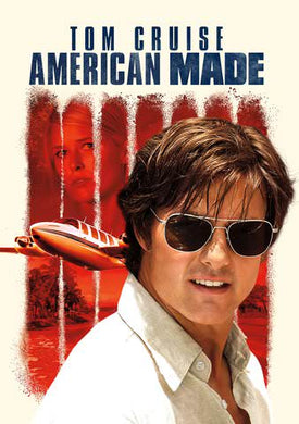American Made HD VUDU/MA or itunes HD via MA