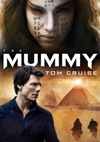 The Mummy (2017) HD VUDU/MA or itunes HD via MA