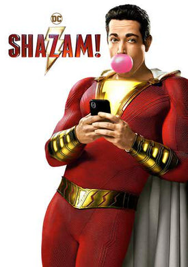 Shazam! HD VUDU/MA or itunes HD via MA Early release