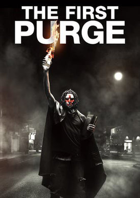 The First Purge HDX or itunes HD via MA
