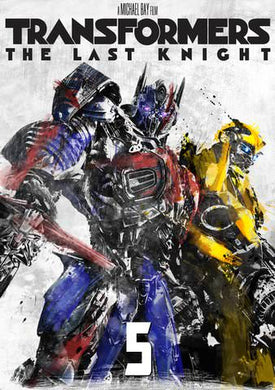 Transformers The Last Knight itunes 4K UHD