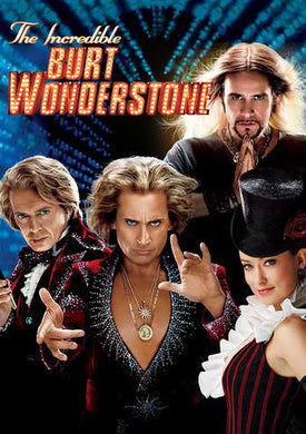 The Incredible Burt Wonderstone HD VUDU/MA or itunes HD via MA