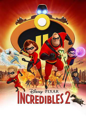 Incredibles 2 (Full Code)