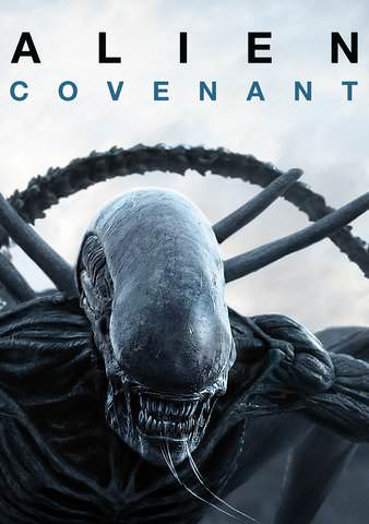 Alien Covenant HD VUDU/MA or itunes HD via MA