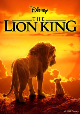 Lion King HD (2019) (MOVIES ANYWHERE)